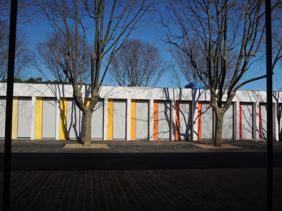Hb more architectes sur n mes une collaboration qui prend for Agence paysage nimes
